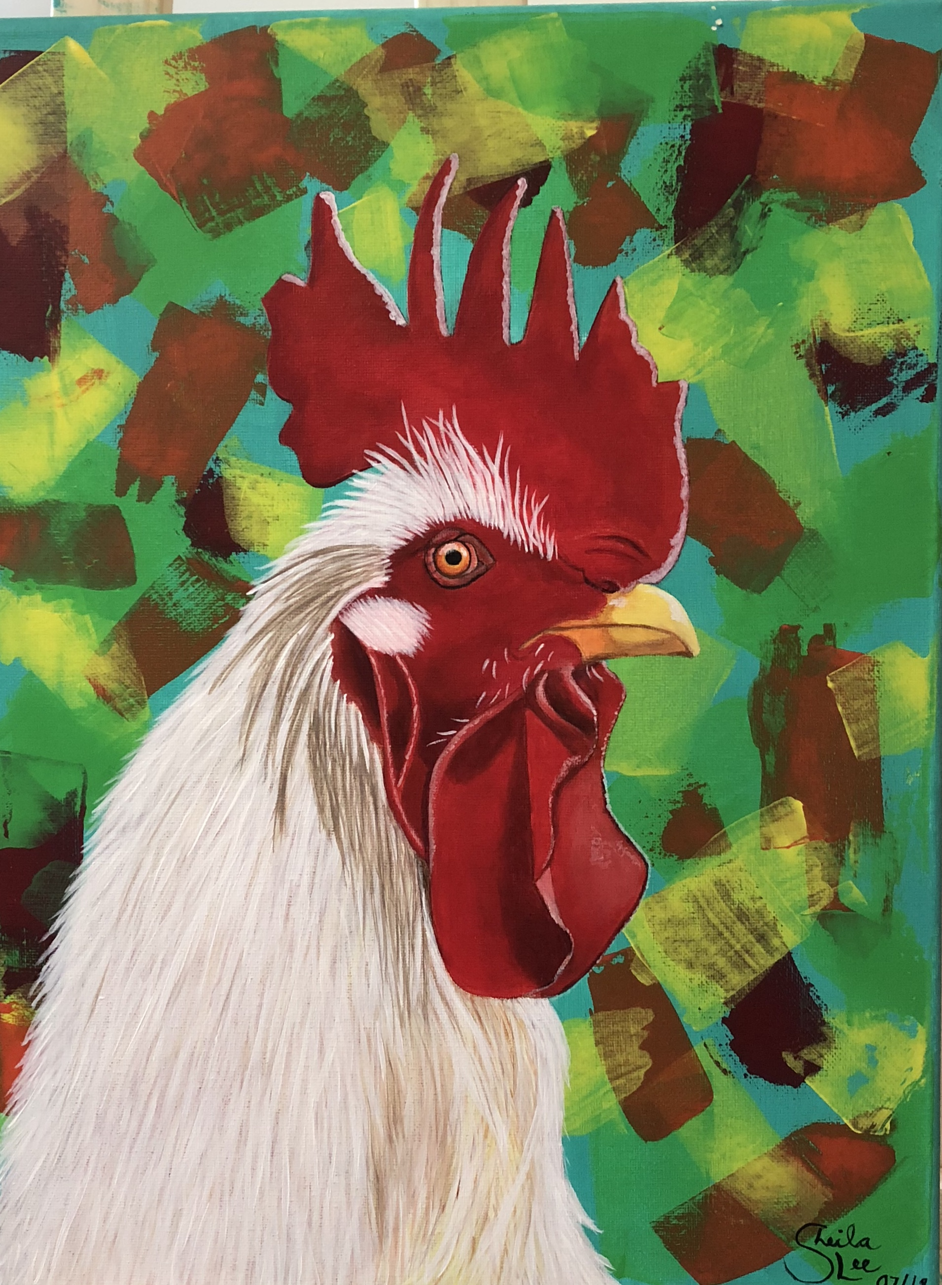 Ralph the Rooster