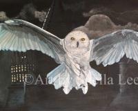 SOLD Hedwig