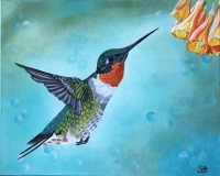 Hummingbird SOLD