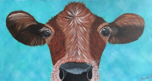 Miss Moo SOLD