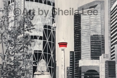 Calgary Tower SOLD
