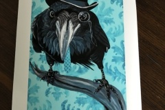 Limited Edition Print-Ravishing-Raven