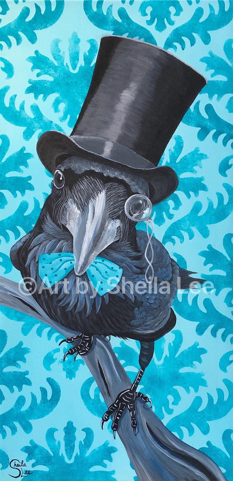 SOLD  Ritzy-Raven