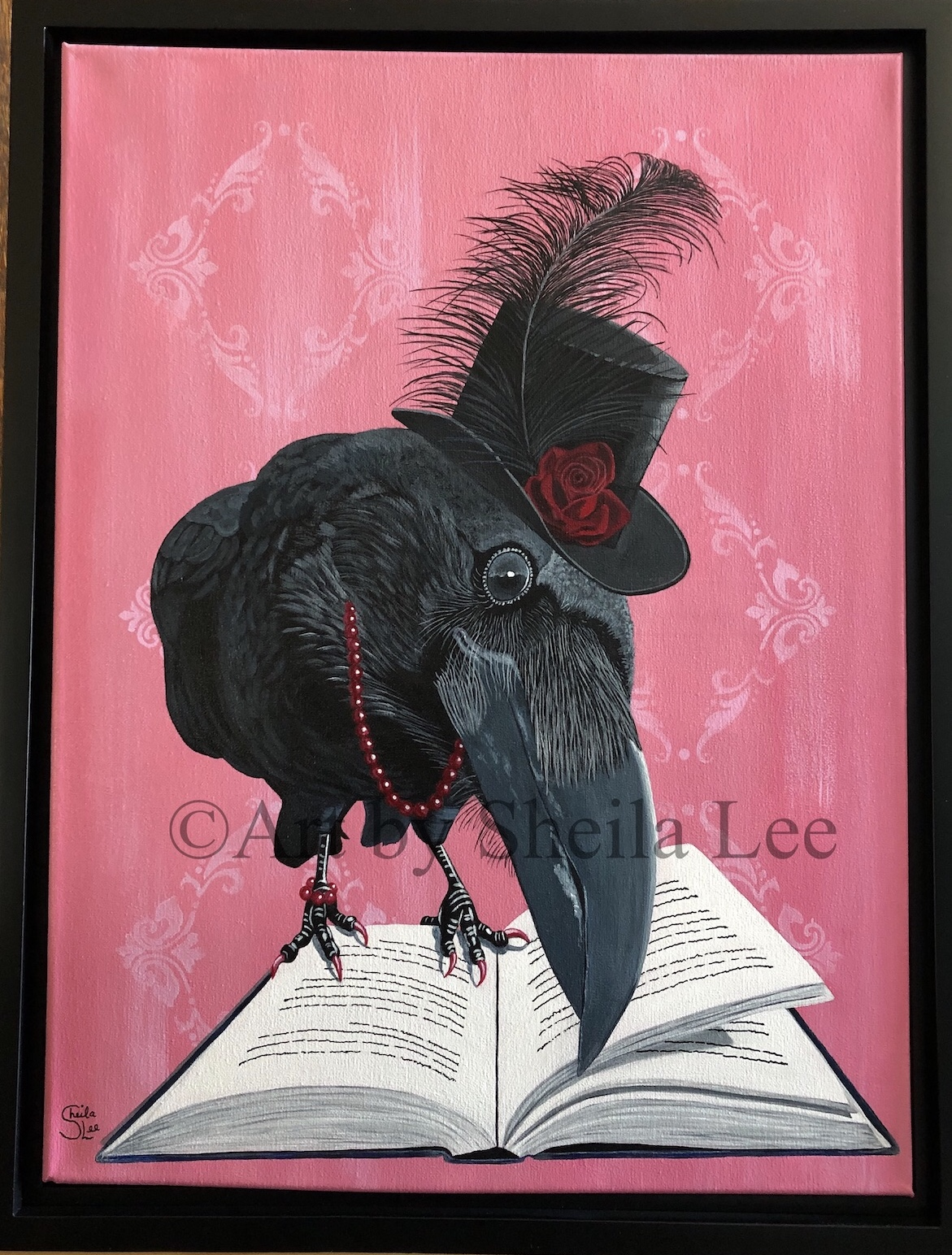 Rosie-Raven-I Private Collection