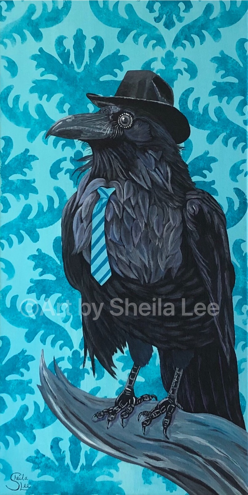 SOLD Spruced-Up-Corvus