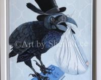 SOLD Mr-Beaky-Brings-a-Baby