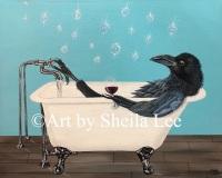 SOLD Raven-Beauty