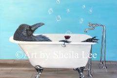 SOLD Bird-Bath