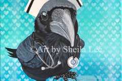 Nurse-Raven II SOLD