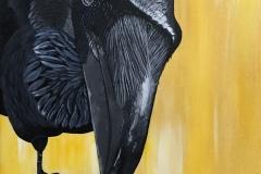SOLD Raven Spirit