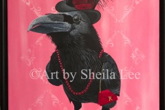 Rosie-Raven-II SOLD