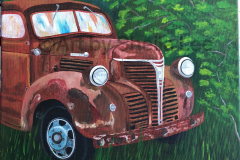 Rusty Fargo SOLD